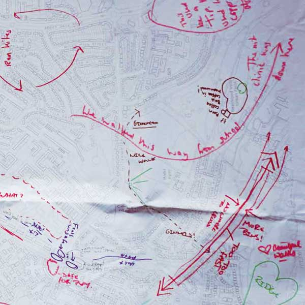 Meanwood vision map