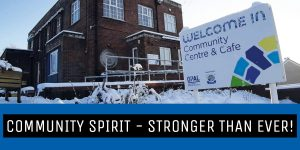opal welcome in community spirit is stronger than ever
