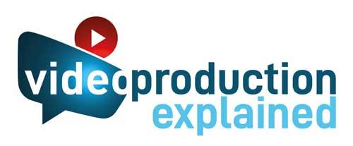 Video production explained logo