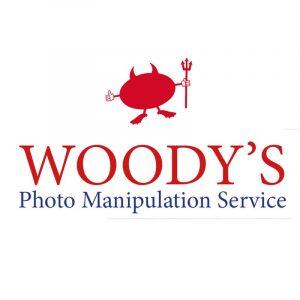 Woodys Photo Manipulation logo
