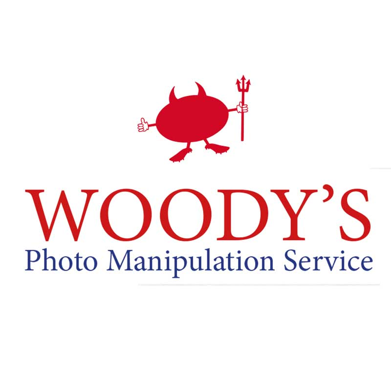 Woodys Photo Manipulation logo