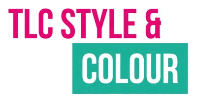 dress with confidence TLC style and colour logo