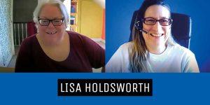 Lisa Holdsworth Interview Image