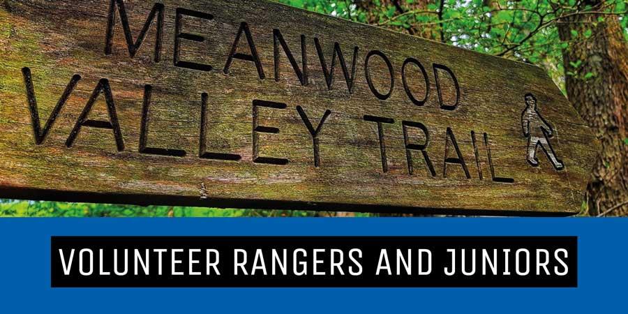 Meanwood Valley Volunteer rangers
