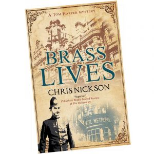 chris nickson_book cover