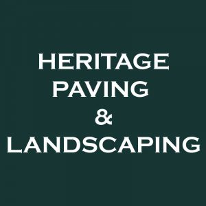 heritage paving and landscaping leeds
