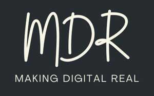 Making Digital Real logo