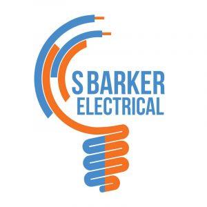 s barker electrical logo